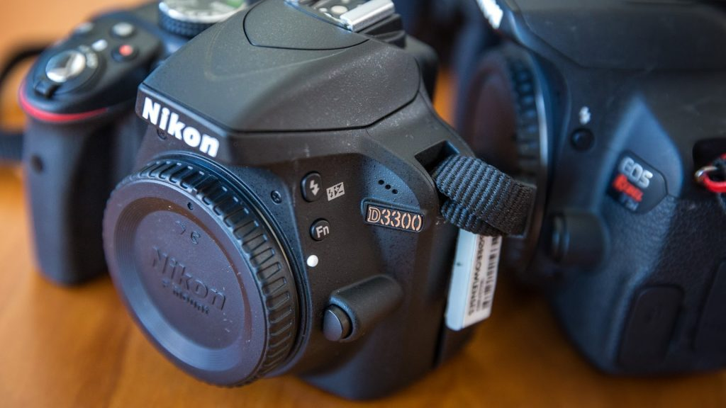 DSLR Cameras for Beginners
